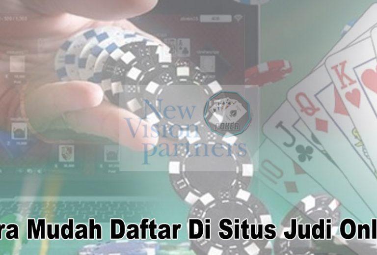 Situs Judi Online - Cara Mudah Daftar Di Situs Judi - QQ Judi Online
